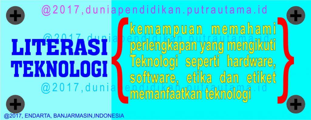 literasi teknologi