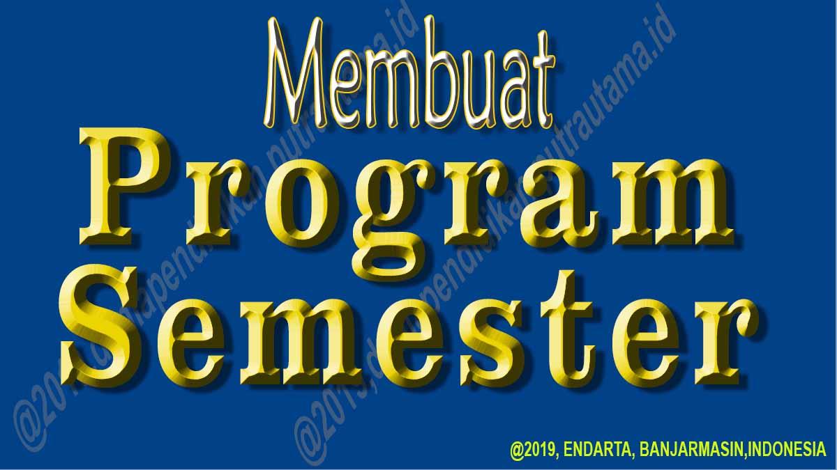 program semester